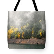 Fall At The Lake 2 Tote Bag