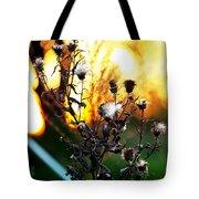 Fall Blooms Tote Bag