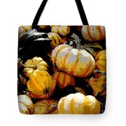 Fall Bounty Tote Bag