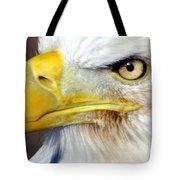 Fall Eagle 3 Tote Bag