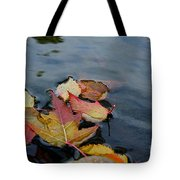Fall Gathering Tote Bag