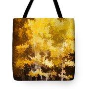 Fall In The Sierra II Tote Bag
