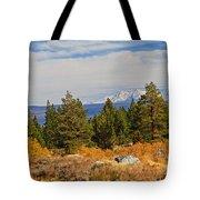 Fall In The Sierra Tote Bag