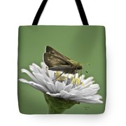 Fall Is Right Around The Corner Tote Bag