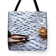 Fall Millards Swiming Tote Bag