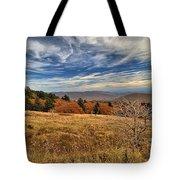 Fall On Whitetop Mountain Tote Bag
