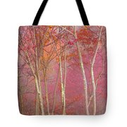 Fall Pastels Tote Bag