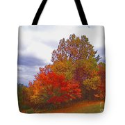 Fall Retreat Tote Bag