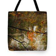 Fall River Branches Tote Bag