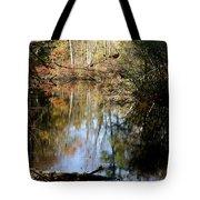 Fall River Undertones Tote Bag