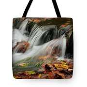 Fall Rush Tote Bag