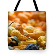 Fall Squash Variety Tote Bag
