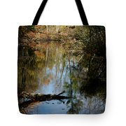 Fallen Beauty Tote Bag