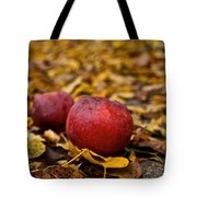 Fallen Fruit Tote Bag