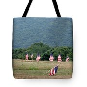 Fallen Soliders Tote Bag