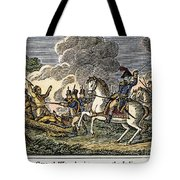 Fallen Timbers Battle Tote Bag