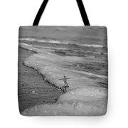 Falling For The Sea Tote Bag