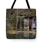 Falling Spring Mill Tote Bag