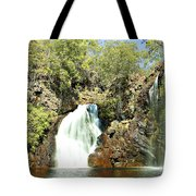 Falling Waters V2 Tote Bag