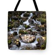 Falls Creek Tote Bag