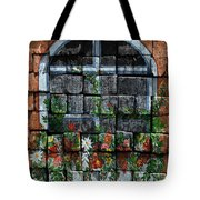 False Windowbox Tote Bag