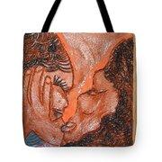 Family 14 - Tile Tote Bag