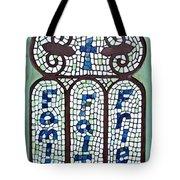 Family Faith Friend Tote Bag