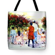 Family Love Union Familiar Tote Bag