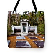 Family Plot Tote Bag