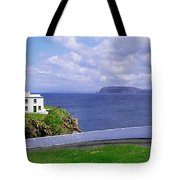 Fanad Head Lighthouse, Co Donegal Tote Bag