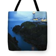 Fanad Head Lighthouse, County Donegal Tote Bag