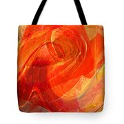 Fanciful Flowers - Rose Tote Bag