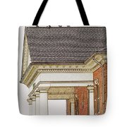 Fancy Arcitecture Tote Bag