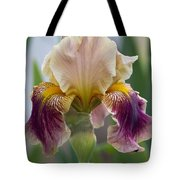 Fancy Dancy Iris Tote Bag