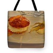 Fancy French Dessert Tote Bag