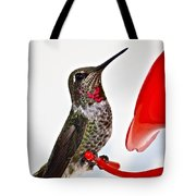 Fancy Friend Tote Bag