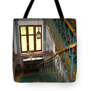 Fancy Stairs Tote Bag