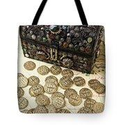 Fancy Treasure Chest  Tote Bag