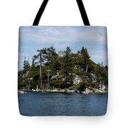Fanette Island Tea Party Tote Bag