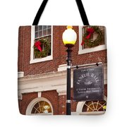 Faneuil Hall Tote Bag