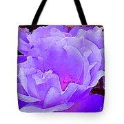 Fantasia Flower Tote Bag