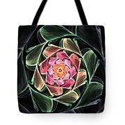 Fantasy Floral Expression 111311 Tote Bag