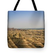 Far As The Eye Can See Tote Bag