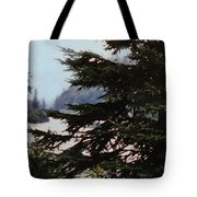 Far From Today Tote Bag