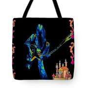 Farewell To Kings Art Tote Bag