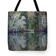 Farewell To Summer - Digital Painting Tote Bag