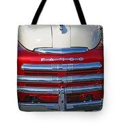 Fargo Grill Tote Bag