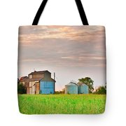 Farm Buildings Tote Bag