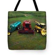 Farm Machinery Tote Bag