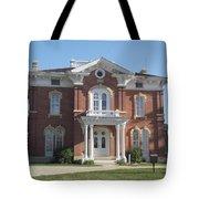 Farm Mansion Tote Bag